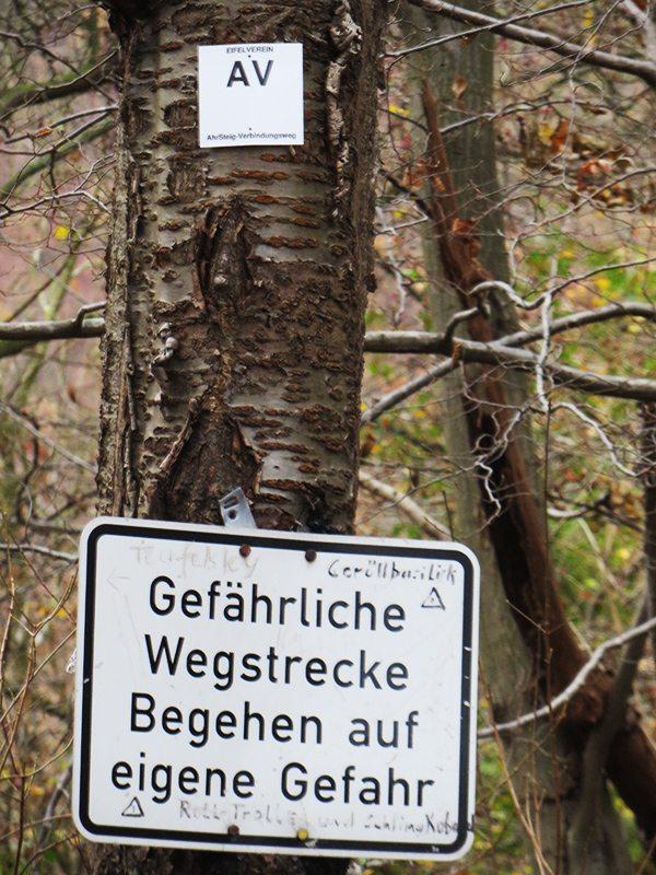 Hier steht ein Foto mit dem Titel: Ja, das verspricht ein wenig Abwechlsung (Foto: Hans-Joachim Schneider)