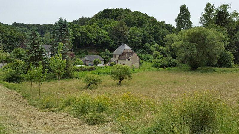 Her steht ein Bild mit dem Titel: Etwas verträumt und abseits gelegen: Kreyermühle (Foto: Norbert Schneider)
