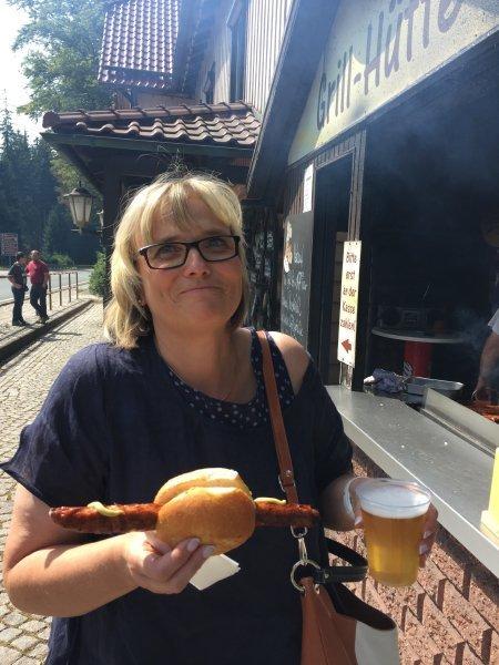 Oberhof, Rennsteig, Bratwurst, das sind die Markenzeichen von Oberhof