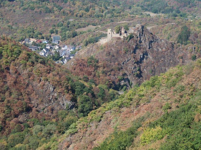 Ahrtal, Burg Are,