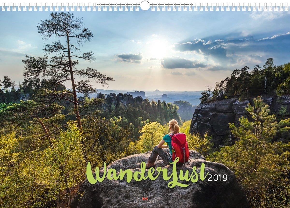 Wanderlust, Wandererin auf dem Malerweg, Sächsische Schweiz