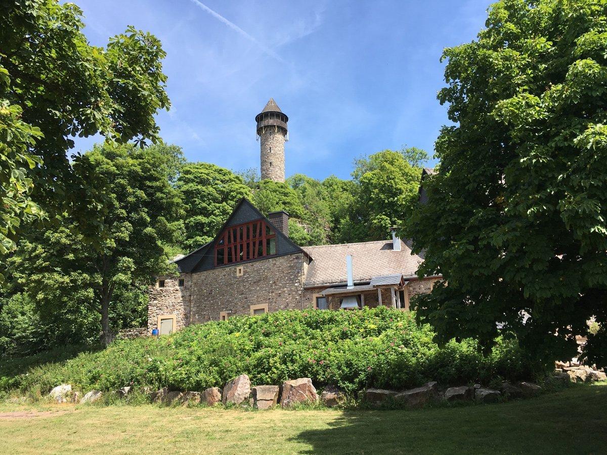Wildenburg-wandern